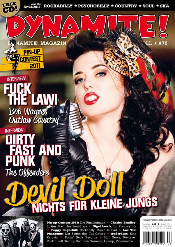Devil Doll Dynamite Mag