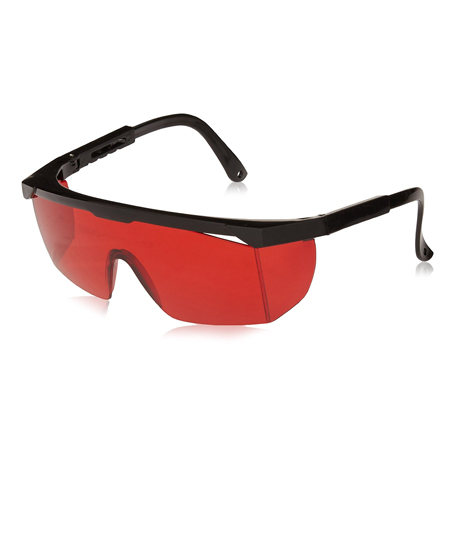 Red Lens Glasses