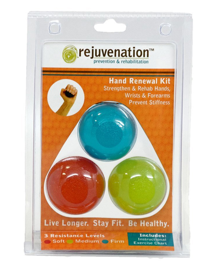 Rejuvenation Hand Renewal Kit