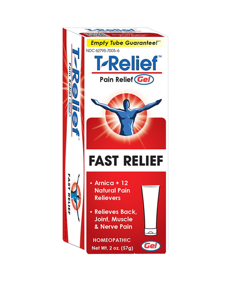 T-Relief Pain Gel