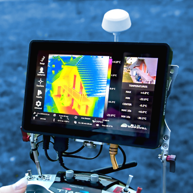 Thermographic Imaging -