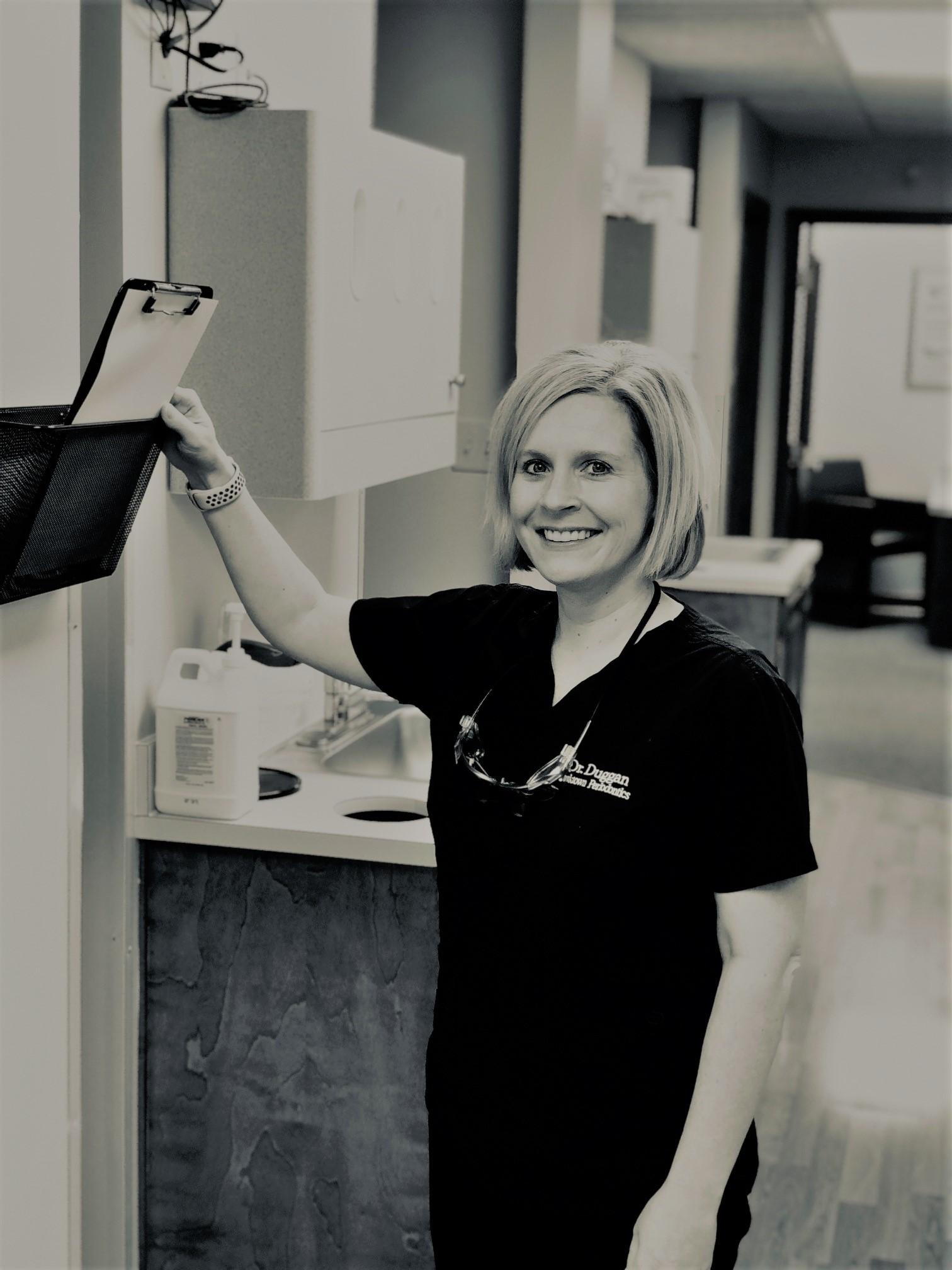 Periodontist: Dr. Sayward Duggan