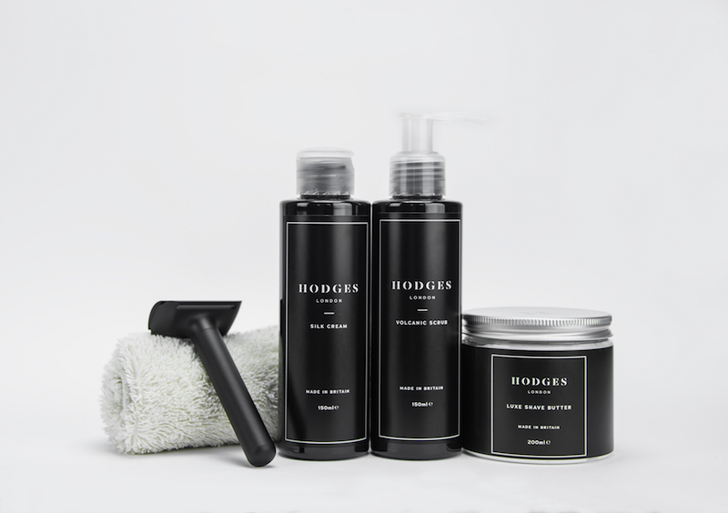 Hone x Hodges  shave kit features the award-winning Hone Type 15 and our full range of shave products.