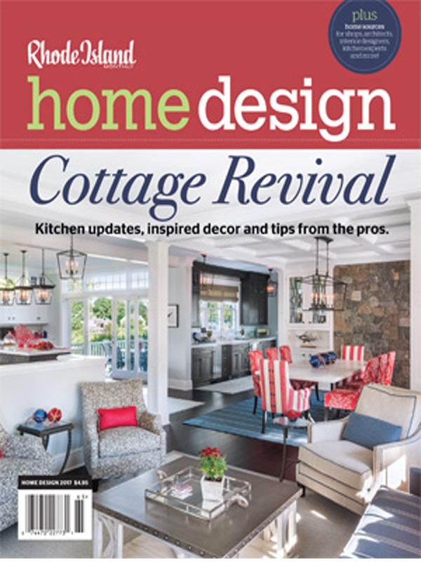 Rhode Island Monthly Home Design