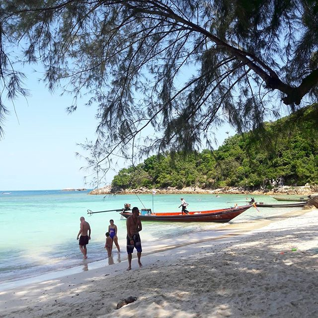 Join us in paradise and explore the beautiful beaches on Koh Phangan! 🌴💛 Did you know this island has over 15 beaches? 😍Come and discover the magical spots and enjoy the sun! 🌞 . . . . . #bestbeaches #ttc #yogathailand #bestholiday #travelideas #beautifulbeaches #pranayama #veganfood #thailandholiday #holidaytipa #hathayoga #mindfulness #poweryoga #reiki #YTT200 #thailand #travel #kohpanghan #healthyliving #breathwork #thailandyoga #bestbeachthailand #stretching #thailandtravel #healthretreat