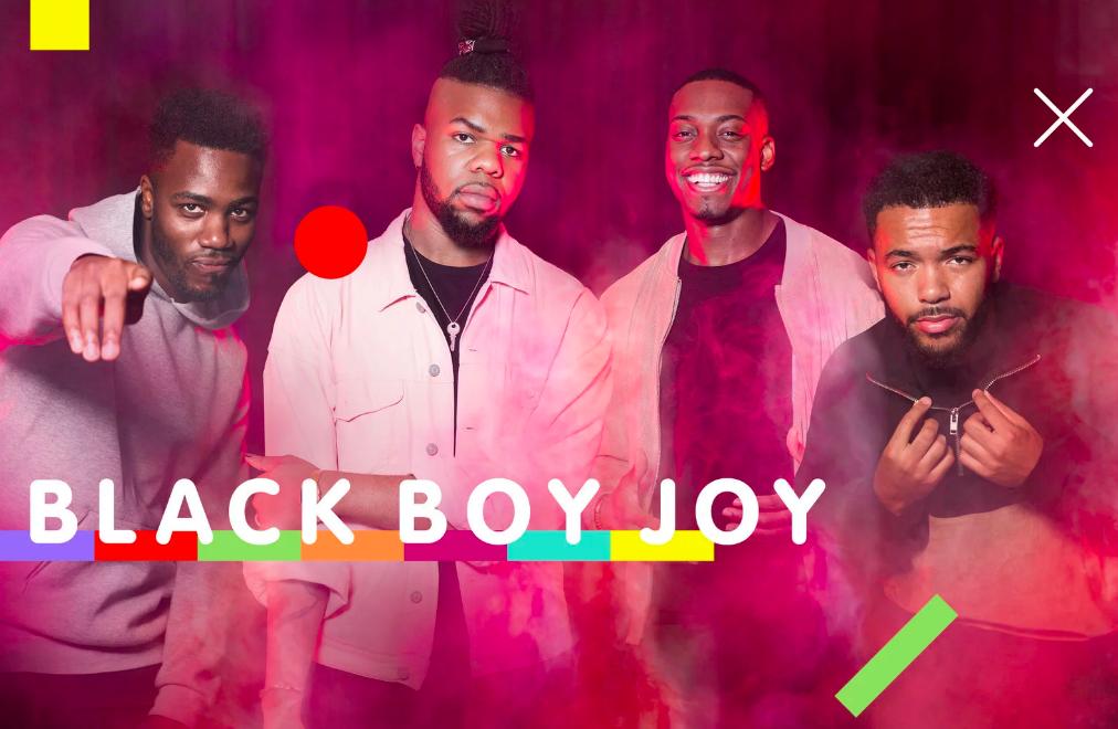 Meet The British Men Who Embody Black Boy Joy  - BuzzFeed