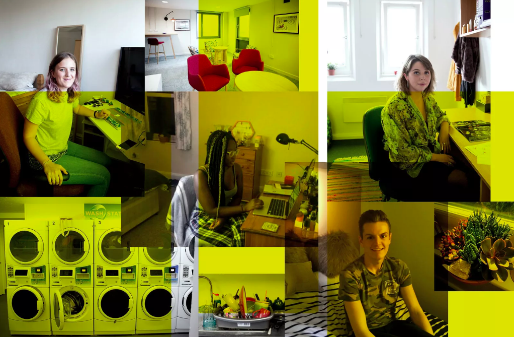Students Showed Us Their Accommodation And It Ranged From £320 To £800 A Month  - BuzzFeed