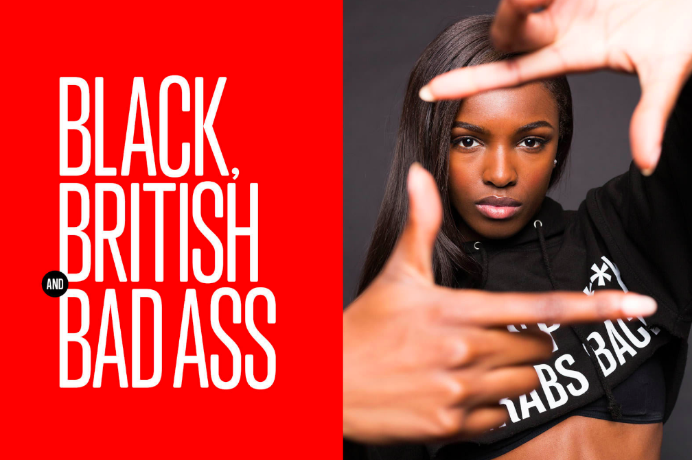 Meet The Black British Model Who's Smashing Barriers  - BuzzFeed