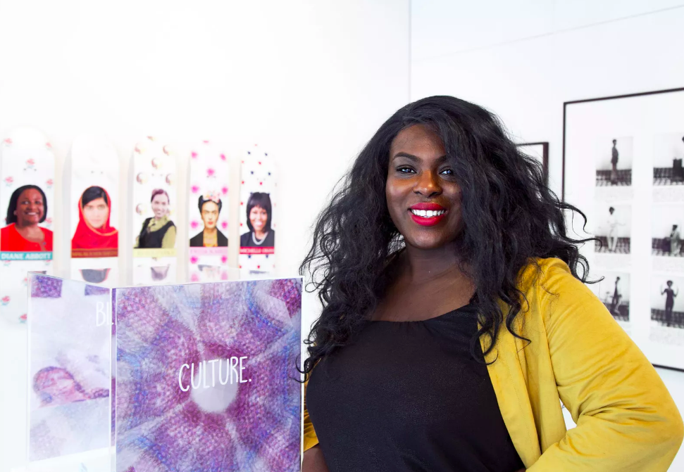 A Woman Created An Exhibition That Embodies Black Girl Magic  - BuzzFeed