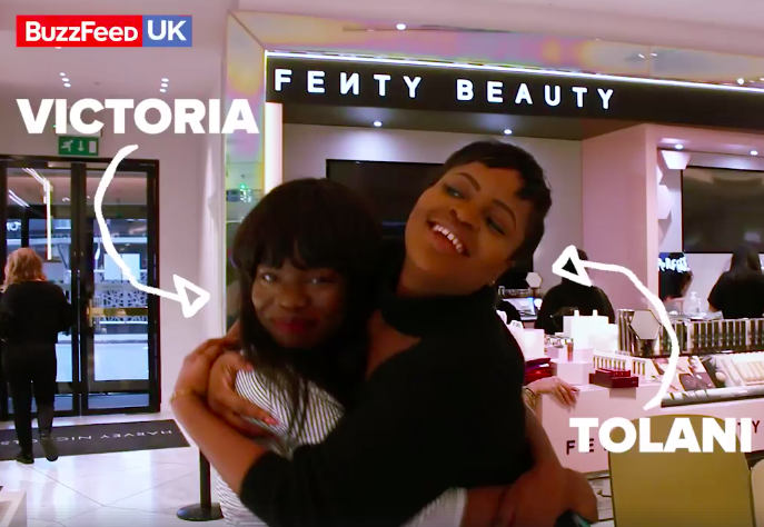 We tried Fenty Beauty's new Galaxy Collection and this is what we thought - BuzzFeed