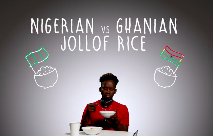 Who does the better jollof? Nigeria or Ghana? Afrobeats artist Mr Eazi lets us know  - BuzzFeed