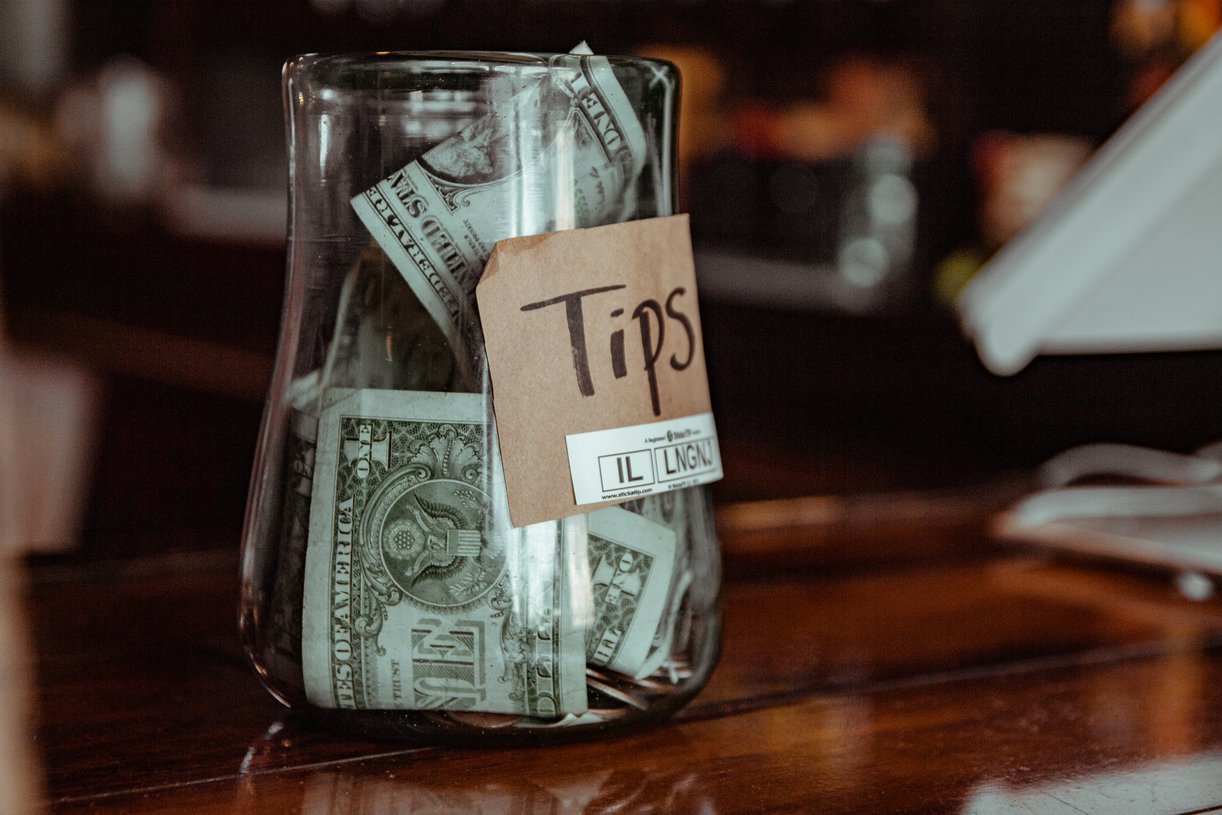 No Cash? Want to tip    - We've got you covered.StickaTIP is as easy as Download, Register and Start tipping.