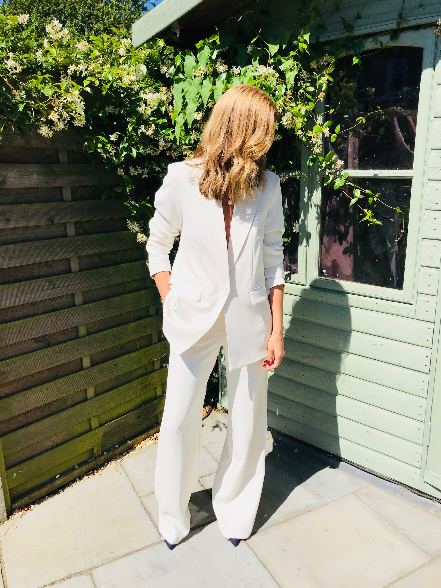 Suit - From Topshop Jacket £65Trousers £49So Impressed with this suitGreat priceTrue to size