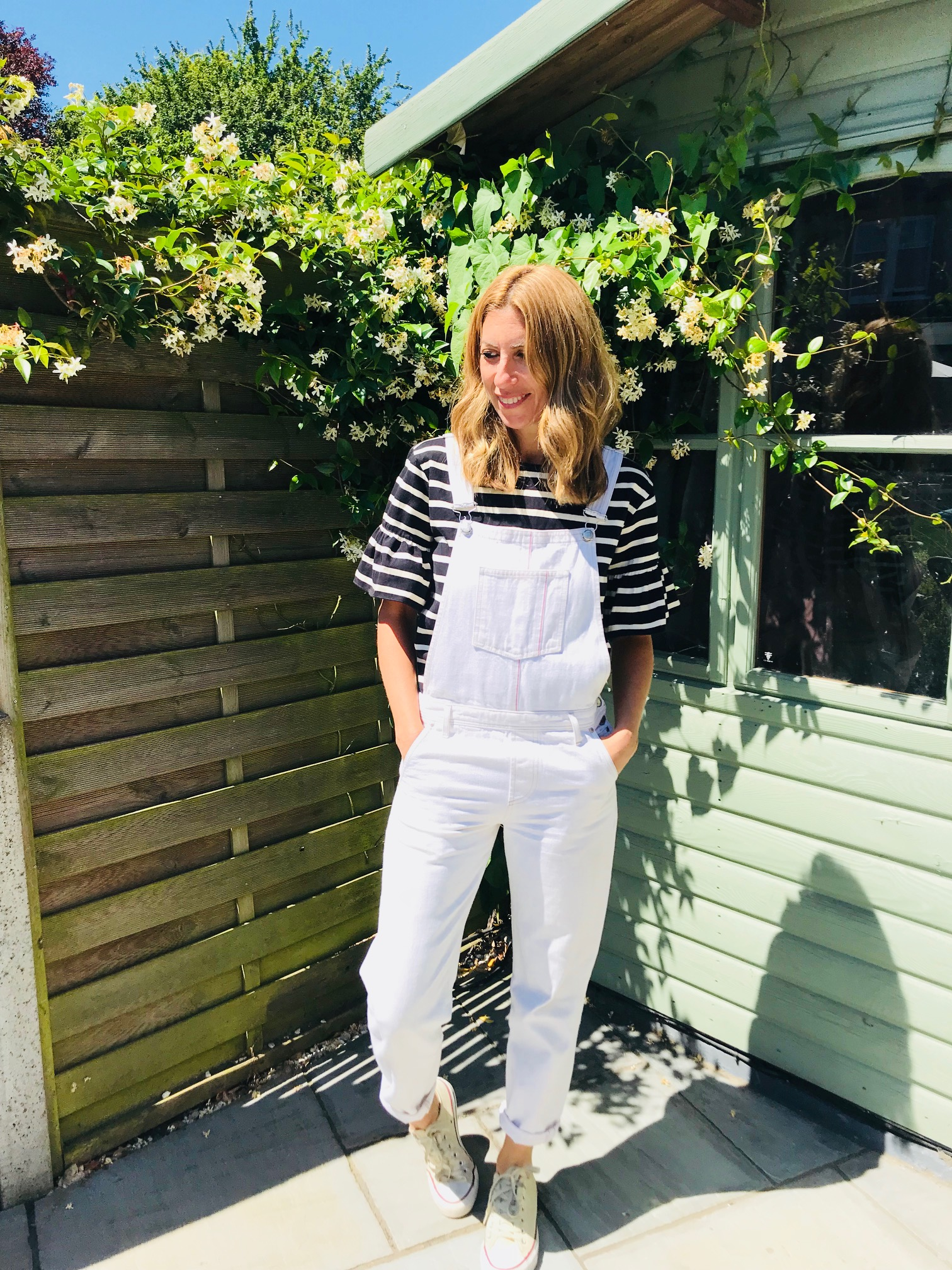 Denim - Dungarees From Topshop (Old)Free Peopledo a similar style, click on the link!Super useful in summer and winter Wear with a multitude of different topsDress up or down
