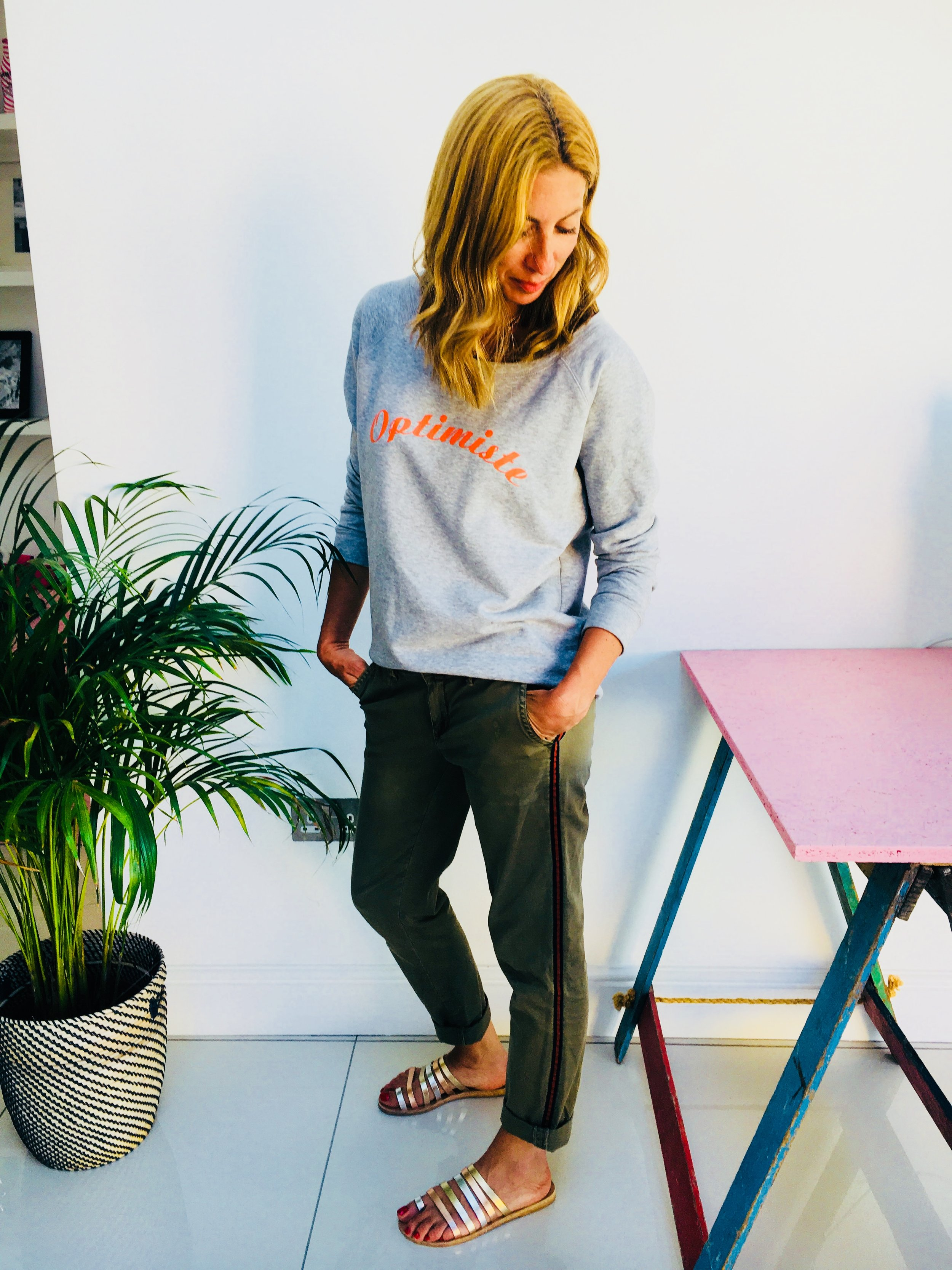 Sweater:  Love Sweat and Tees