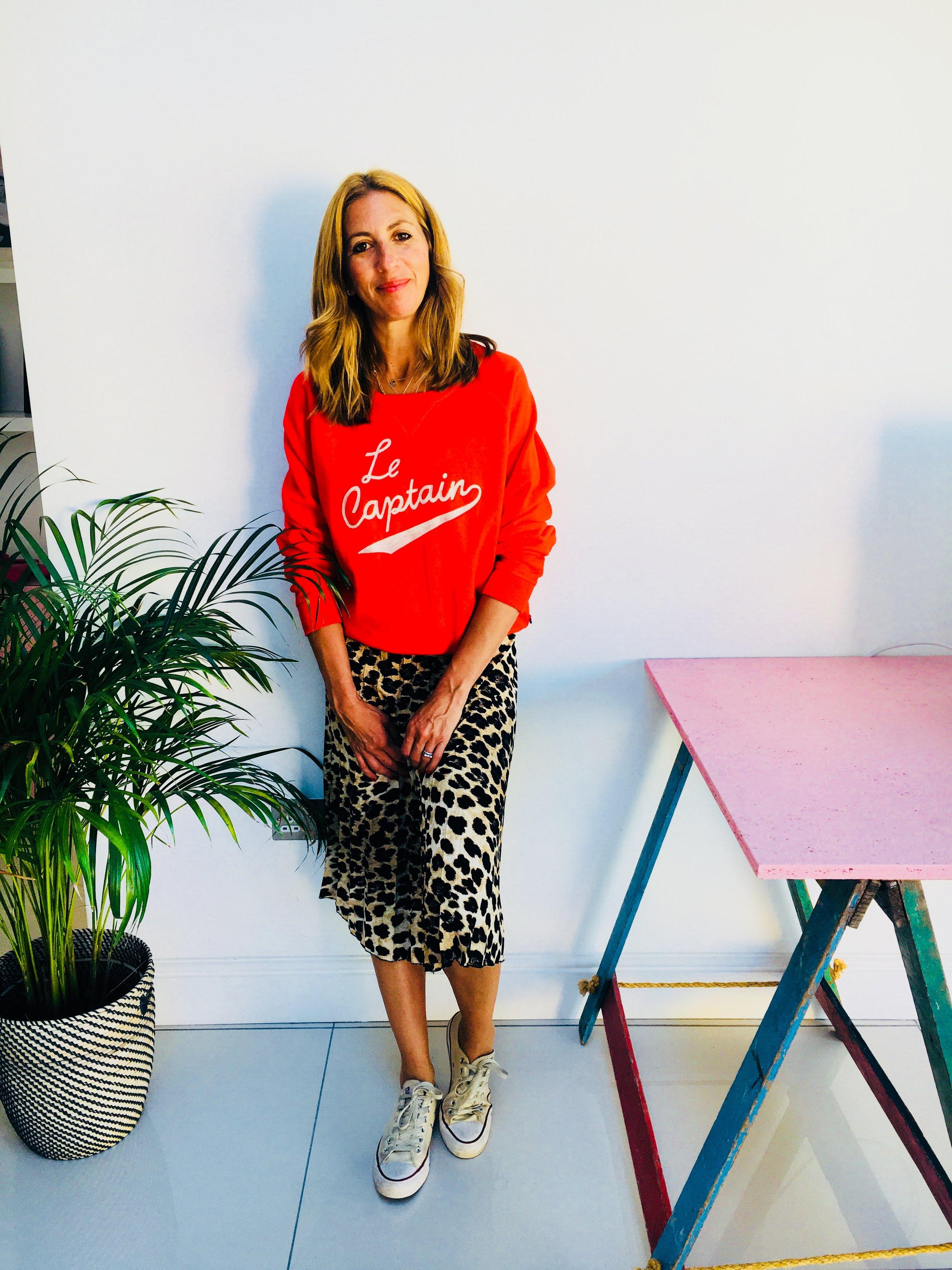 Sweater:  Scotch and soda  at Amazon