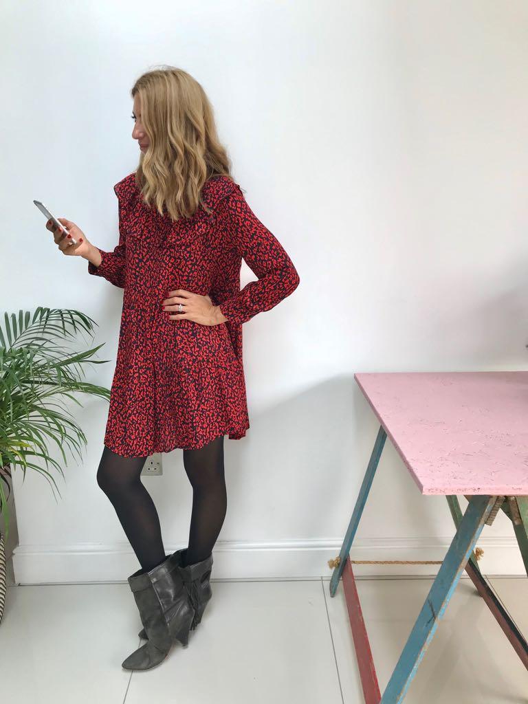 Dress:  Zara