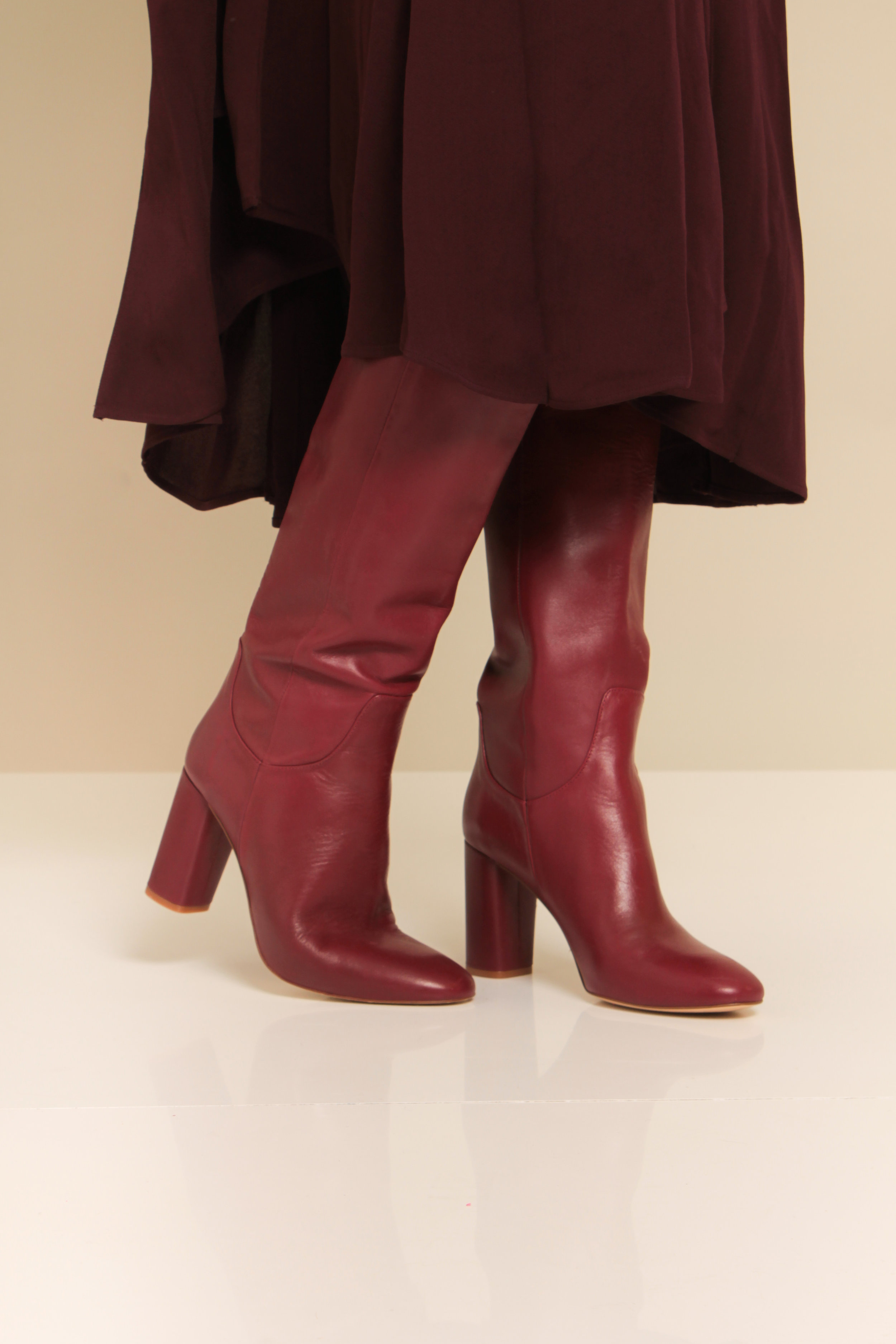 Boots: £119  Zara
