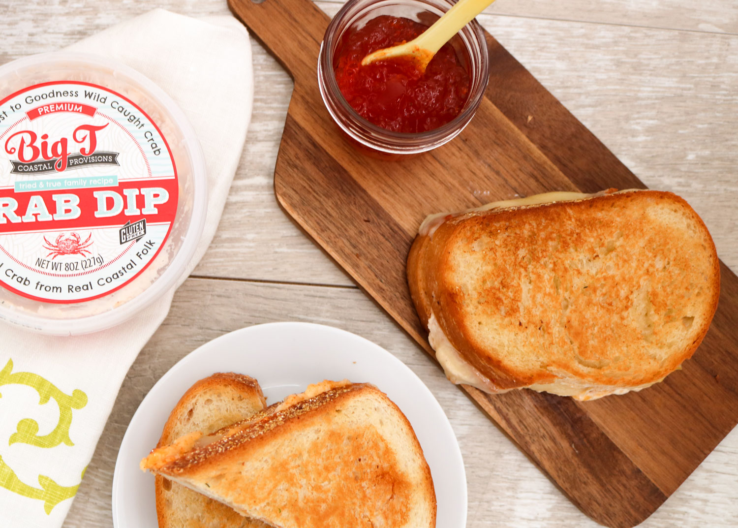 Crab-Grilled-Cheese-Pepper-Jelly-ingredients.jpg