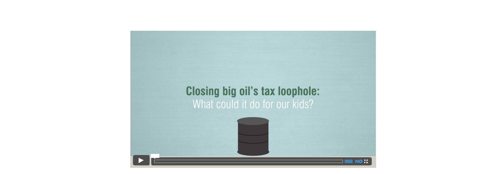 Closing big oil's tax loophole - Sightline Institute