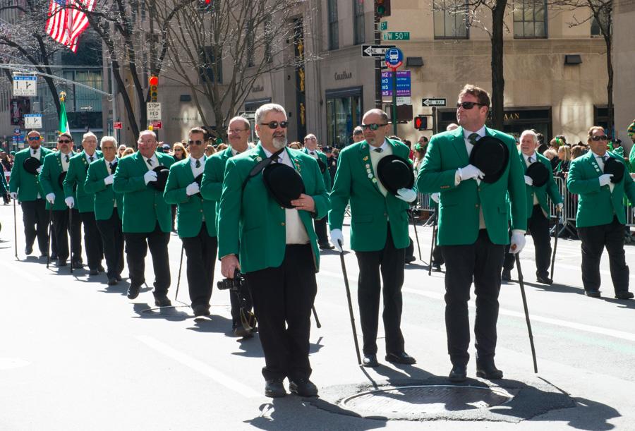 2018 St. Patrick's Parade - NYC