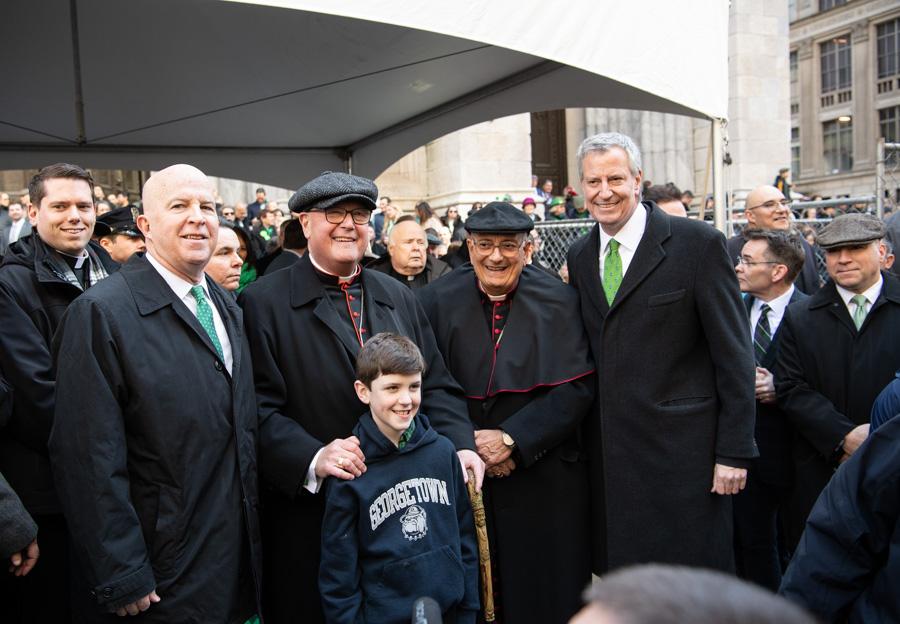 2019 St. Patrick's Parade - NYC