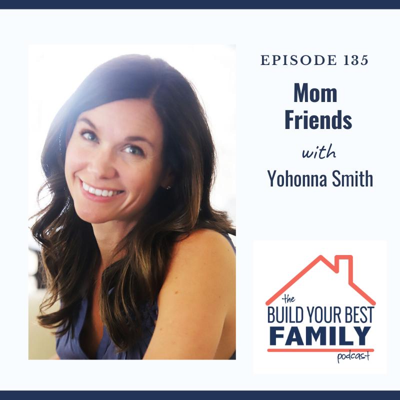 Yohonna Smith on Mom Friends