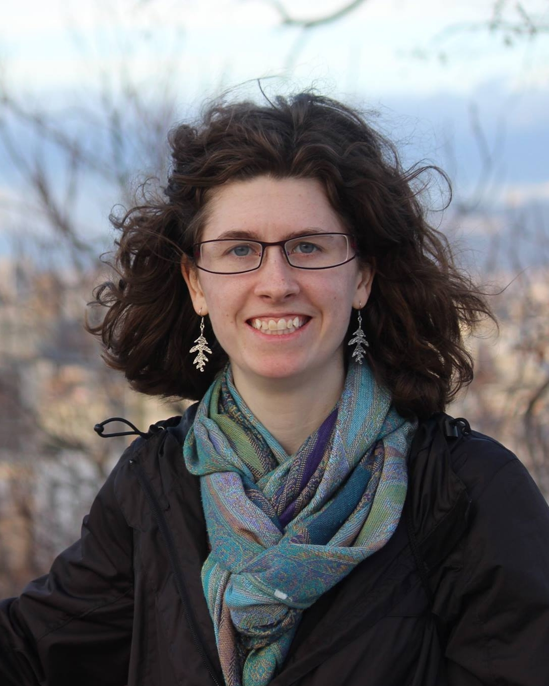 Bridget Hegarty    PhD candidate in chemical & environmental engineering   Symposium co-chair