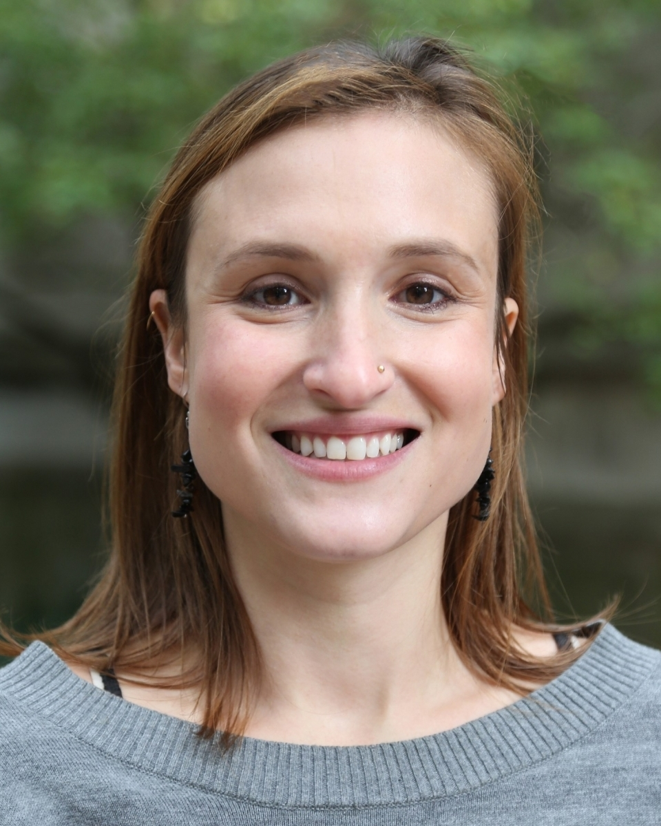 Amanda Lounsbury    PhD candidate in chemical & environmental engineering   Symposium co-chair
