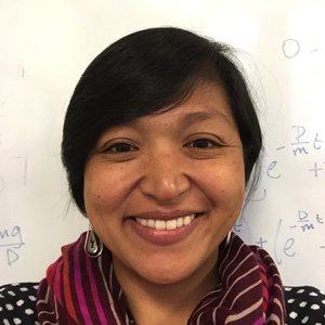 Dr. Rona Ramos    Physics Lecturer and Instructional Lab Manager. Co-Director of Girls Science Investigations.