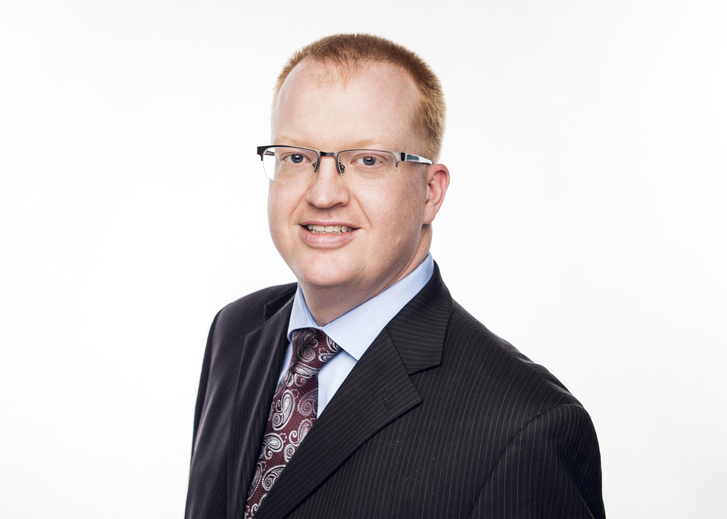 Dr. Corey Schliep