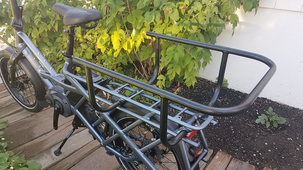 CycleFab Safety Rail