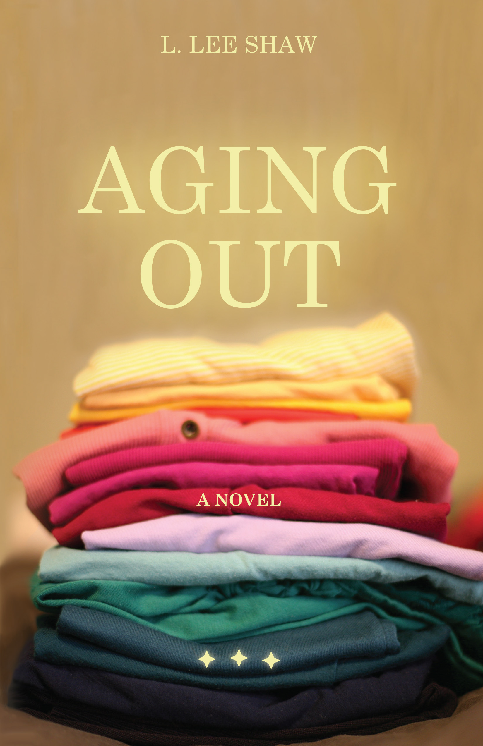Aging Out by L. Lee Shaw (Boho Books, 2017)