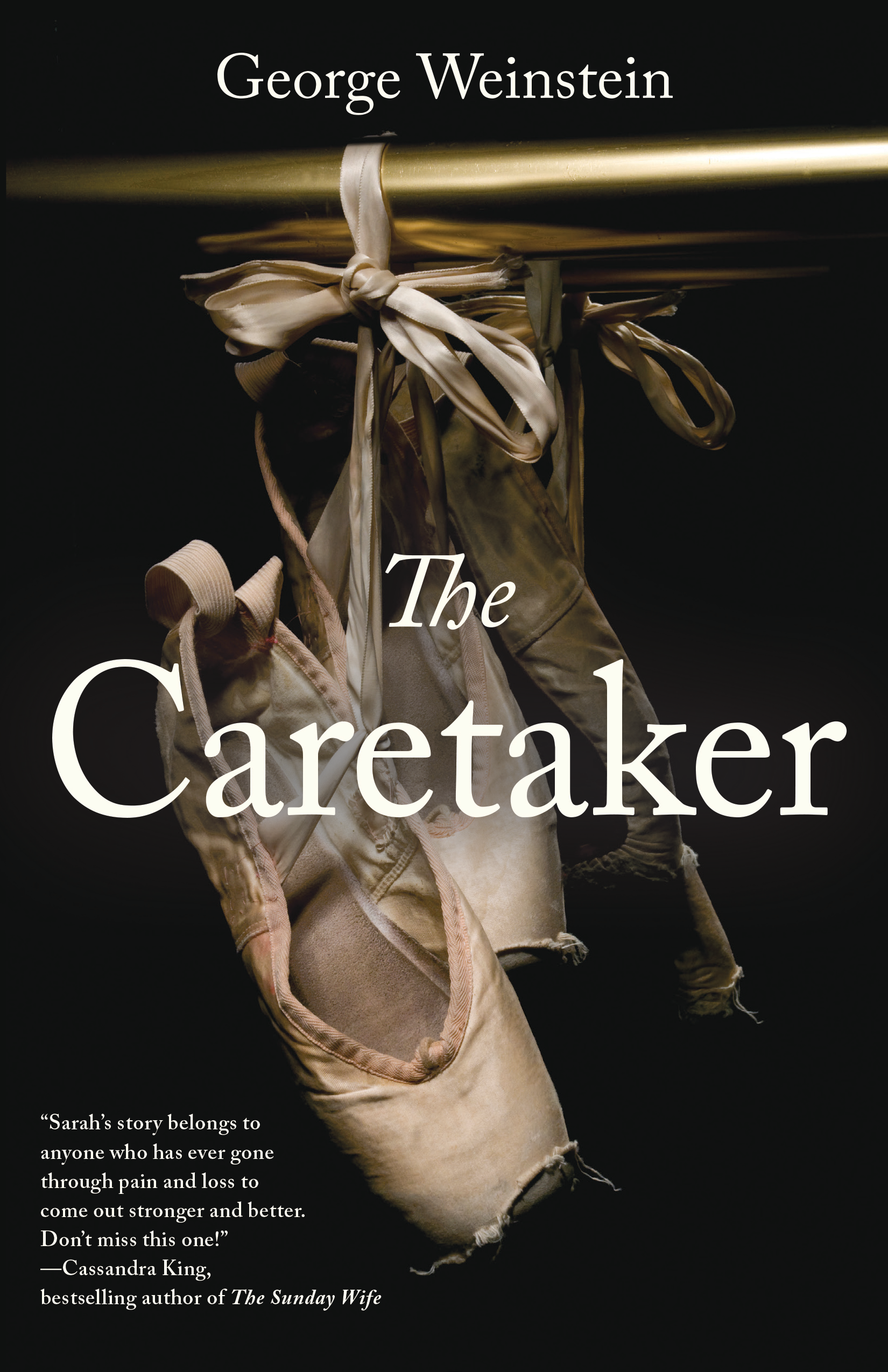 The Caretaker by George Weinstein (SFK Press, February 2019)