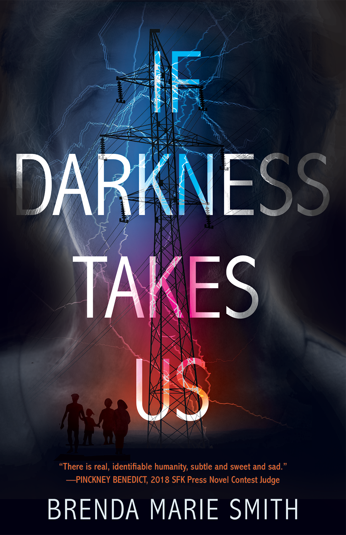 If Darkness Takes Us by Brenda Marie Smith (SFK Press, October 2019)