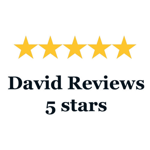 Rightmove 'Life Steps' - 5 Stars from David Reviews -