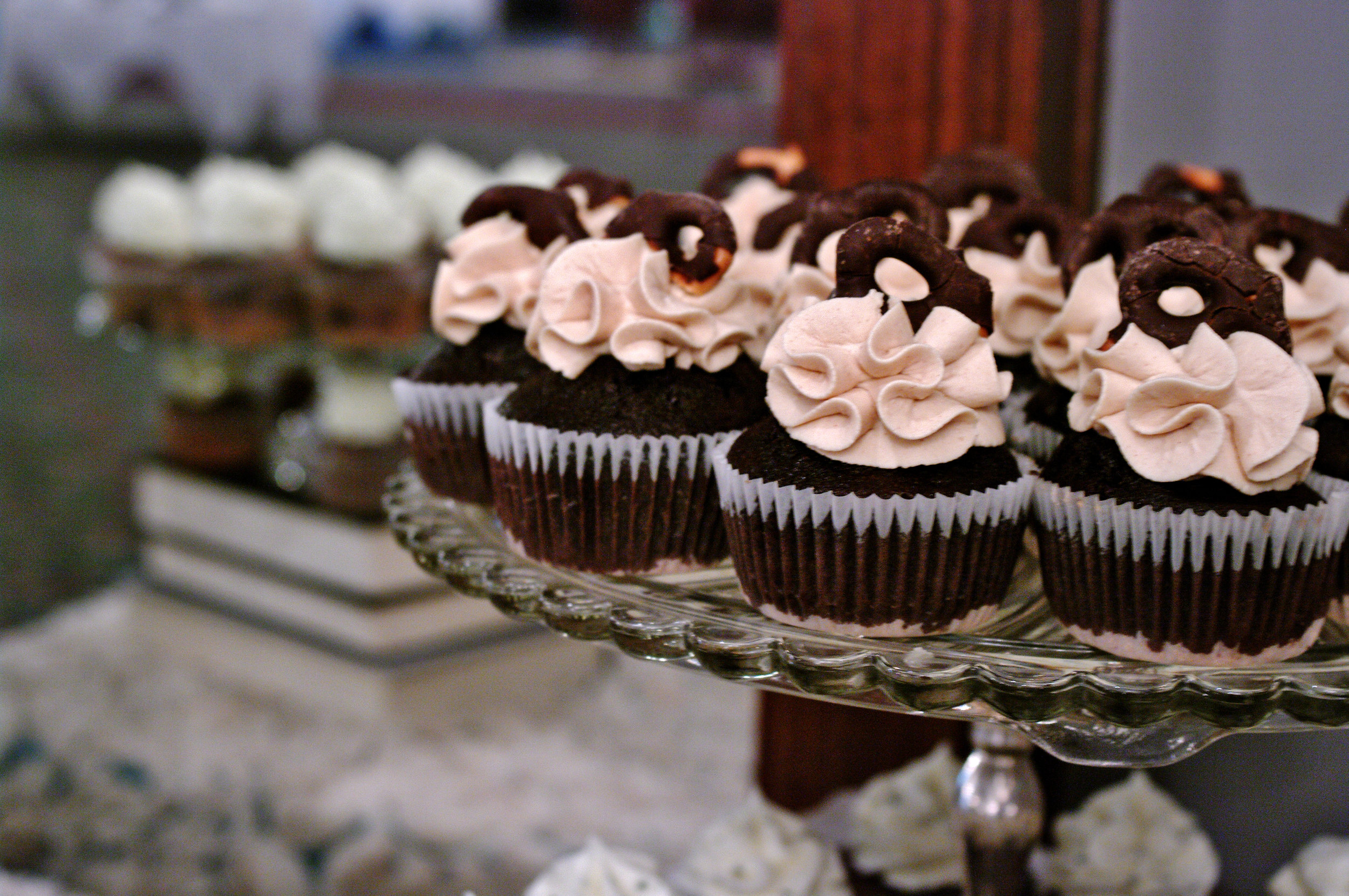 Gourmet desserts for your wedding or special event...