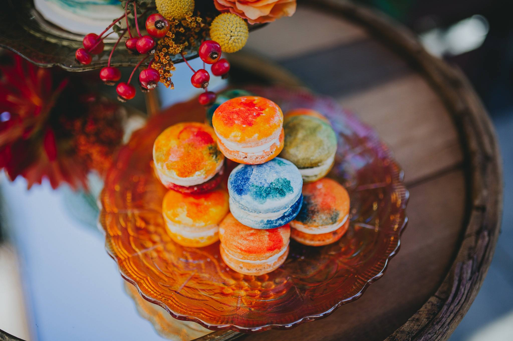 Macarons, made-from-scratch pies, and more...