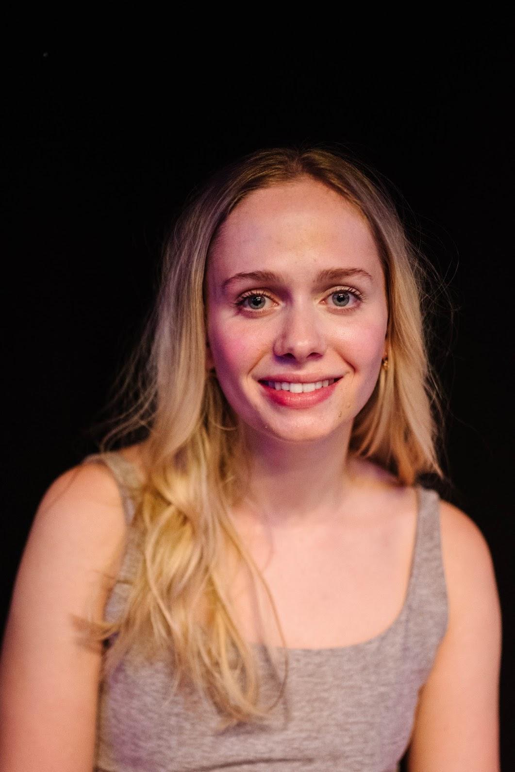 Tessa Albertson - 2017-2018: Publicity Director2019-present: Co-Artistic Director