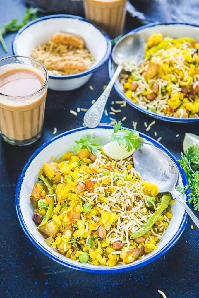 Poha Bhataka - Here's another student recipe from High Tech High student, Shreena Bhakta. She shares her grandmother's family recipe and story reflection.