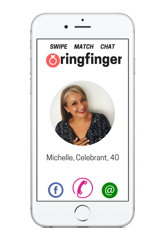 Michelle Anderson, best celebrant in Australia, get your wedding planned and done by Michelle Anderson, one celebrant