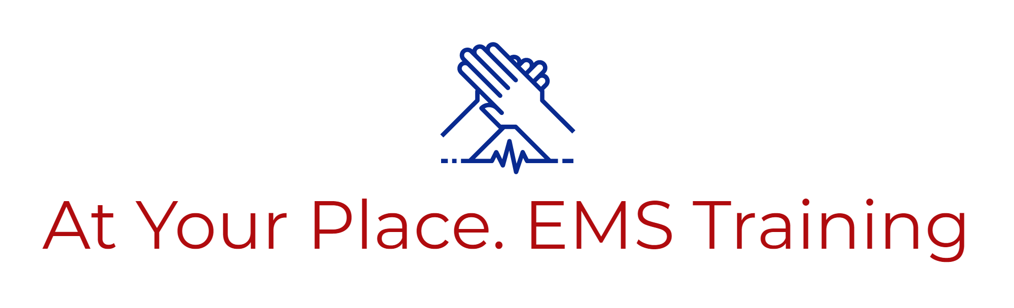 At Your Place. EMS Training-logo.png