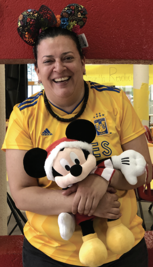 Ms. Escamilla - To the class of 2019, as you prepare to leave and start new adventures in your life, here are 19 things I would like to share with you. I hope you have them by your side and never miss any of them….1. Love, because it is something that we all need and should always look for.2. Originality, look for it because it is something that will distinguish you from others.3. Laughter, a lot, until your belly hurts.4. Challenges, those that scare us are the ones that keep us alive.5. Courage, to face and overcome what we don't like about life.6. Silence, so you can listen to the real messages that life wants to give you.7. Strength, so that you stay firm in your decisions.8. Dreams, so you always have something to fight for.9. Loyalty, from everyone and above all to yourself.10. Resilience, to withstand the low blows life will give you.11. Charity, so you value that not all of us have the same privileges.12. Loneliness, although it might be scary, it is necessary to really know who you are and what you are capable of.13. Persistence, so you learn to never give up and continue fighting.14. Luck, you will all need it in your life at some point.15. Kindness, always think the best of people, it will make you happy.16. A puddle of water, so that you jump in it and never forget to be a kid.17. Travel, travel changes you, transforms you, helps you reveal your soul.18.A BIG Ms. Escamilla hug, because hugs keep you connected even when you feel alone.19. And love, yes again, love has to be the beginning and the end of everything.As we say our goodbyes, as we close the doors behind you, remember that my door will always be open. Love you forever!Ms. Escamilla
