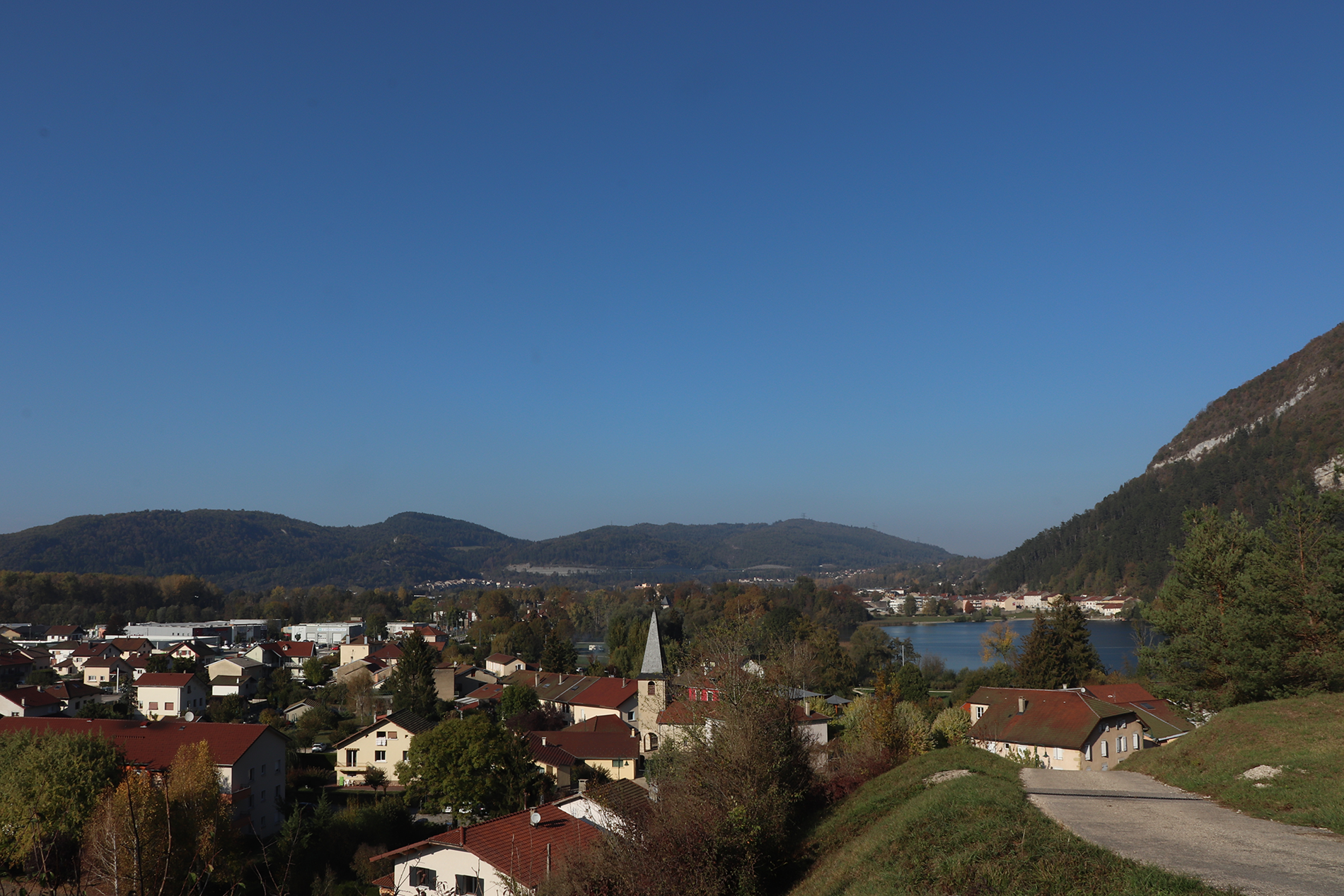Pictures of Nantua, France