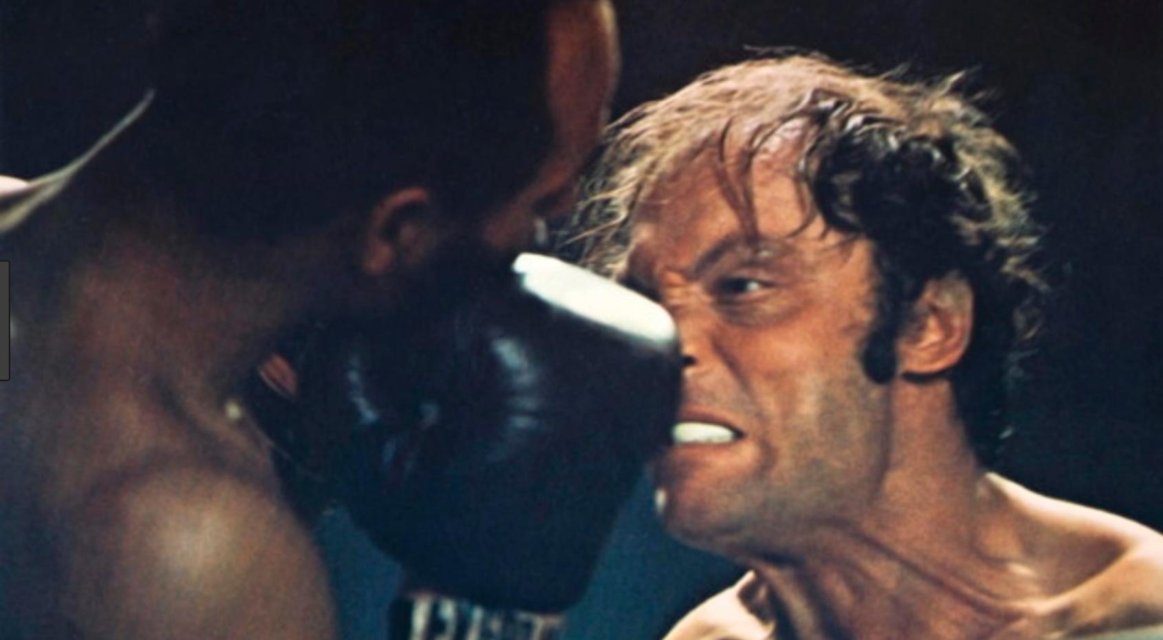 Leonard Gardner and John Huston, In the Company of Men. -