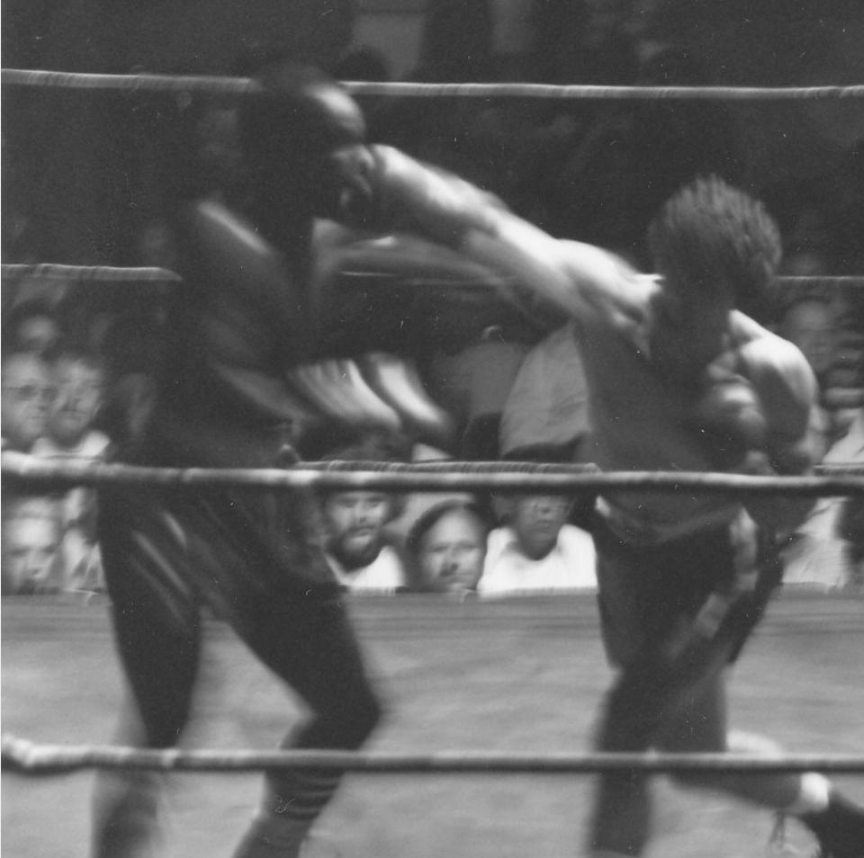 Sharp and LaMont Santana, 1982 -
