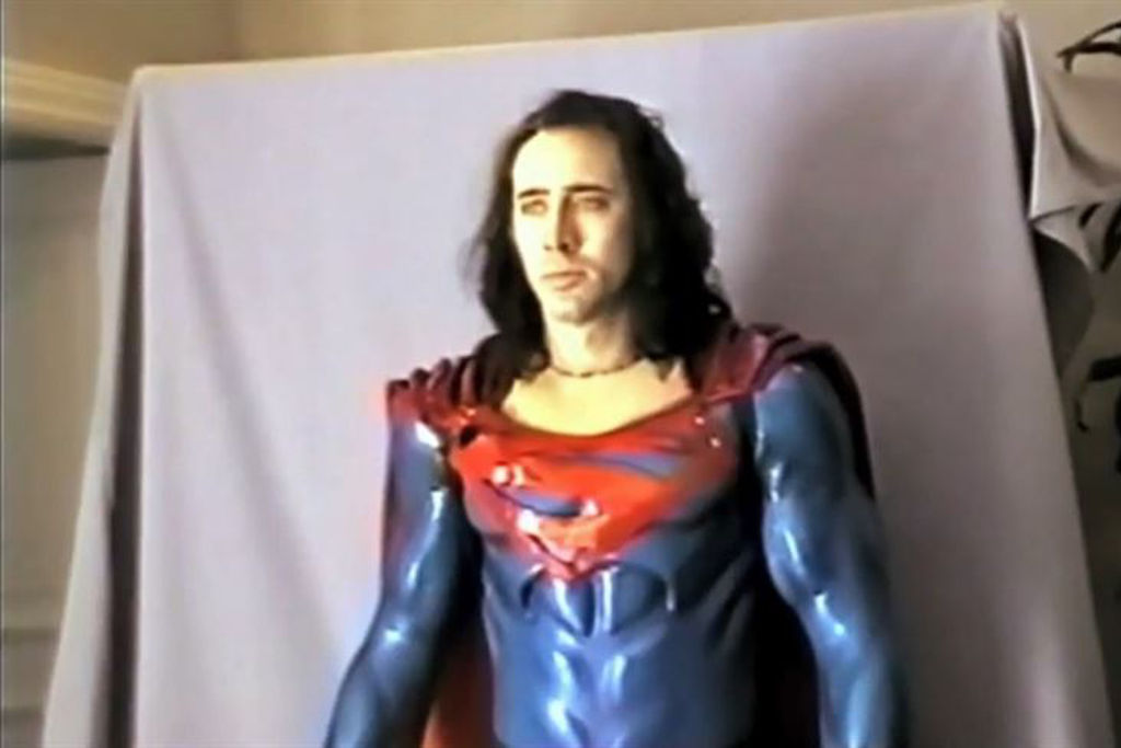 Nic Cage to voice Superman in Teen Titans Go! Movie