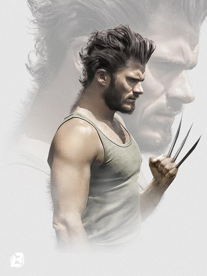 Scott Eastwood as Wolverine