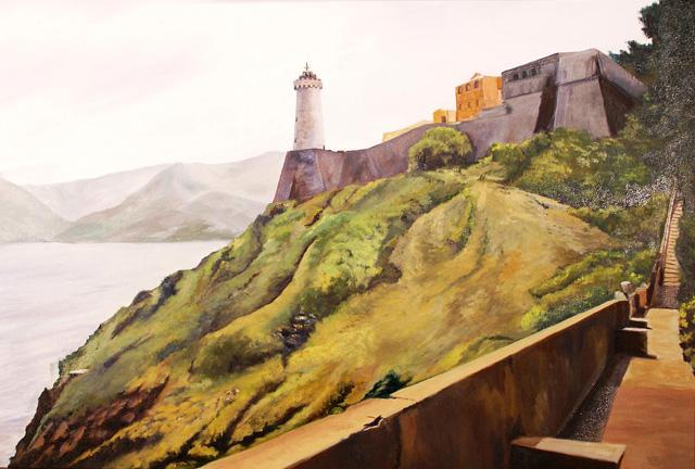 Elba Lighthouse