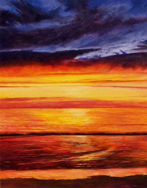 Carpinteria Sunset #12